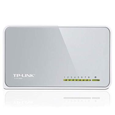Switch TP-Link 8 Portas 10/100 TL-SF1008D