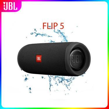 Jbl flip 5 poderoso alto-falante bluetooth portátil sem fio à prova dwireless água partybox música