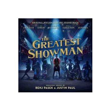 Cd The Greatest Showman