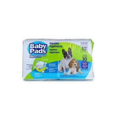 Tapete Higiênico Petix Baby Pads para Cães - 30 Unidades