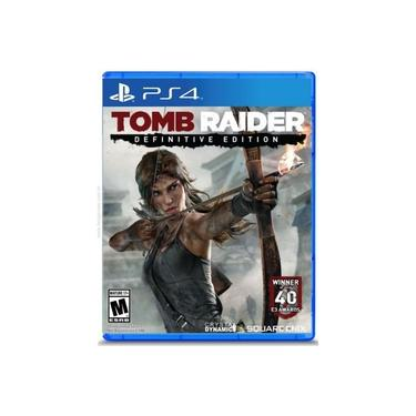 Tomb Raider: Definitive Edition - Ps4