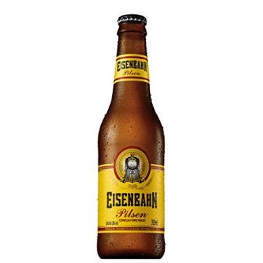 Cerveja Eisenbahn Pilsen Long Neck 355 ml