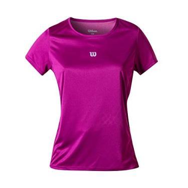 Camiseta Wilson Feminina - Core