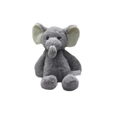 Imagem de Pelúcia Grande - Animal Chocalho - Elefante - Minimi