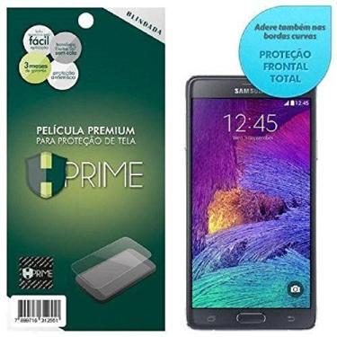 5543db0a9 Película Hprime Blindada Galaxy Note 4 Cobre Tela Curvada