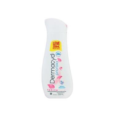 Dermacyd Femina Floral Pro-Bio 24H Sabonete Líquido Íntimo Leve 250Ml Pague 200Ml