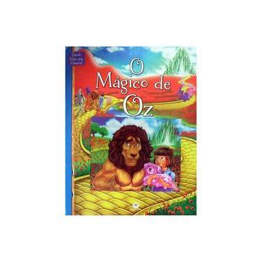 O Mágico de Oz - Ciranda Cultural - 9788538051794
