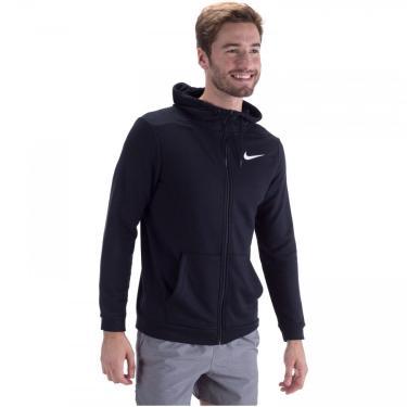 Jaqueta com Capuz Nike Dry Fit - Masculina Nike Masculino
