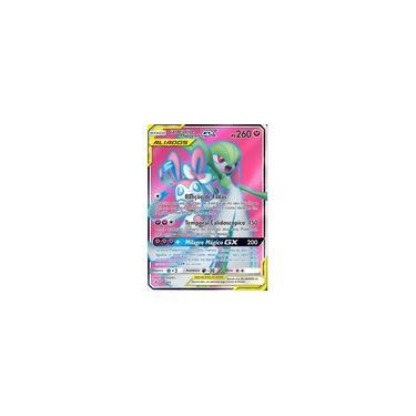 Imagem de Gardevoir e Sylveon GX (204/214) - Carta Avulsa Pokemon