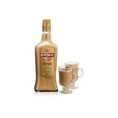 Licor Marula 720ml - Stock