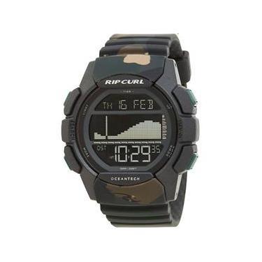6710e1658c5 Relógio Rip Curl Drifter Tide A1134 3332 Camo Jungle