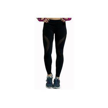Calça legging feminina fitness ginástica academia roupa Lupo 71542
