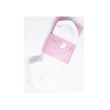 Imagem de Kit 3 Meias Premium Femininas Cano Curto