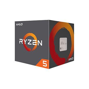Processador Amd Ryzen 5 2600 3.9 Ghz 19mb Am4 (YD2600BBAFBOX)