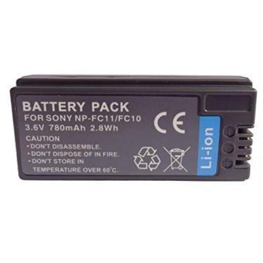 Imagem de Bateria NP-FC10 para Sony Cyber-shot DSC-P2, DSC-P5, DSC-P10, DSC-P12, DSC-V1, DSC-F7