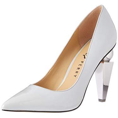 Katy Perry Sapato feminino clássico The Memphis bico fino, Terracota, 6