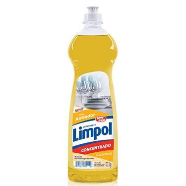 Detergente Gel Calêndula 511G, Limpol