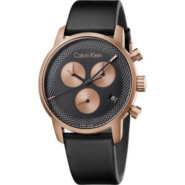 57e585e355674 Relógio Calvin Klein K2G17TC1 Dourado Calvin Klein K2G17TC1 masculino