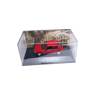 Imagem de Miniatura Peugeot 205 GTI 1986 Coleção Carros Planeta