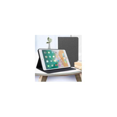 Imagem de IPad Funda 7ª 8ª Geração Case for Apple iPad 10,2 2,019 A2198 A2200 A2232 Suporte flip tampa do iPad 7 8 capa protetora de silicone