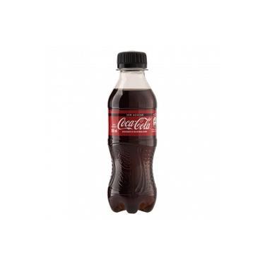 Refrigerante Coca-Cola sem Açúcar 200Ml