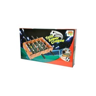 Jogo De Totó Super Craque Dm Toys DMT5081