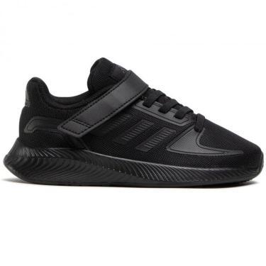 Tênis Infantil Adidas Runfalcon 2.0 C FZ0114, Cor: Preto, Tamanho: 31  unissex