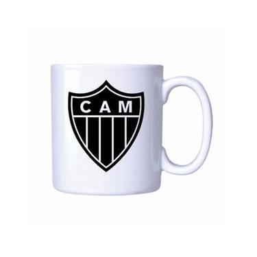 Caneca  Escudo do Atlético Mineiro 3a0e63ff1be97