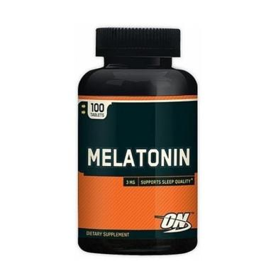 Imagem de Melatonina 3mg Optimum Nutrition