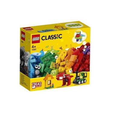 Blocos de Montar - Lego Classic : Peças e Ideias
