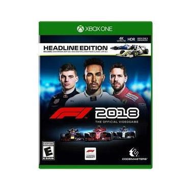 Formula 1 2018 Special Edition - Xbox One