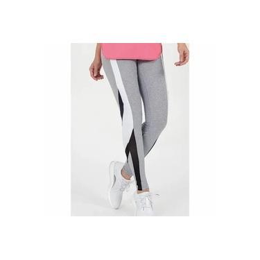 Legging Alto Giro Connect Recortes