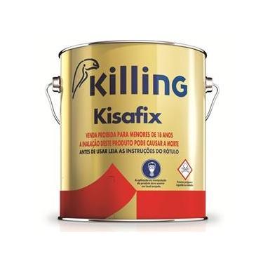 Imagem de Adesivo Cola de Contato Sapateiro Extra 2.8 kg Kisafix