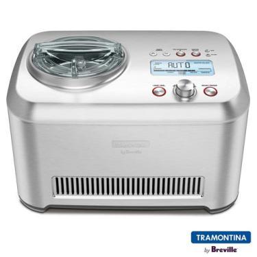 Imagem de Máquina de Sorvete com Capacidade de 1 Litro Tramontina - 6917001
