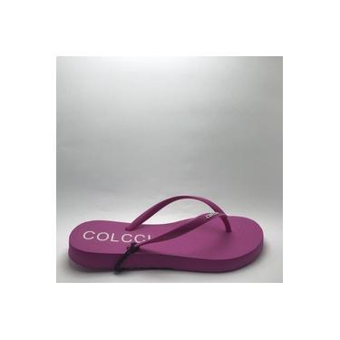 Chinelo Feminina Colcci Fluor Color
