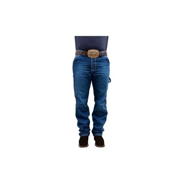 Calça Jeans Masculina King Farm Carpenter Bronze