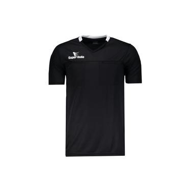 Camisa Super Bolla Árbitro 2019 Preta