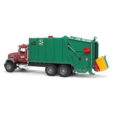 Imagem de Caminhão de Lixo Mack Granite - Bruder