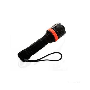 Lanterna LED 1W luz forte e luz fraca 3 pilhas AA Prosteel