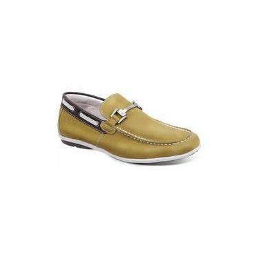 0803b924d Sapato Sandro Moscoloni Amarelo | Moda e Acessórios | Comparar preço ...