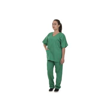 Pijama Cirurgico Verde - Artipé