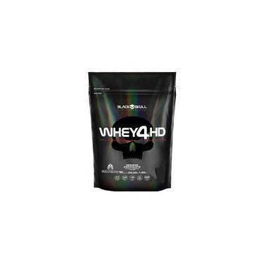 Whey 4 HD (2,2 Kg Refil) - Black Skull