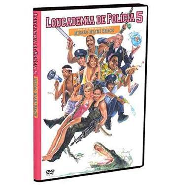 Loucademia De Policia 5 [DVD]