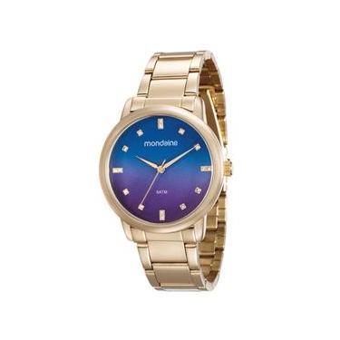 Relógio de Pulso Feminino Mondaine Analógico Extra -   Joalheria ... 00050fec8c