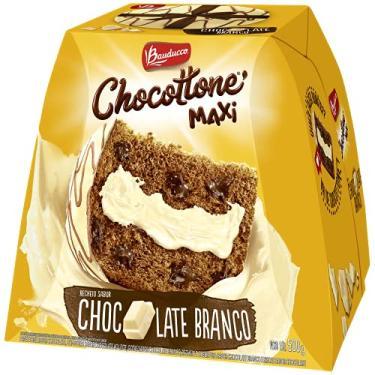 Imagem de Chocottone®️ Bauducco Maxi Chocolate Branco 500G
