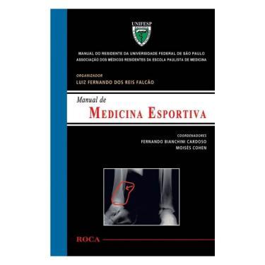 Imagem de Manual De Medicina Esportiva - Manual Do Residente Da Unifesp