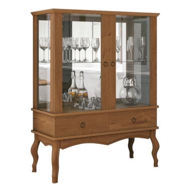 Cristaleira Luis XV Naturale