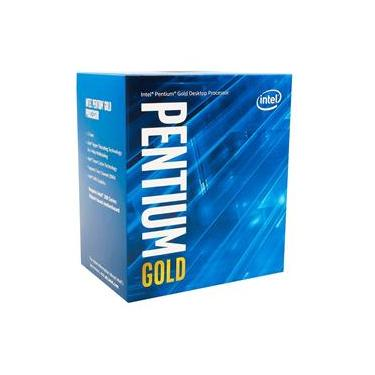 Processador Intel Pentium G5400 (LGA1151 - 2 núcleos - 3,7GHz) - BX80684G5400 INTEL