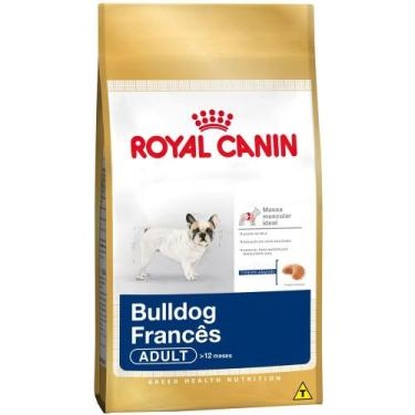 Ração Royal Canin Bulldog Francês Adult