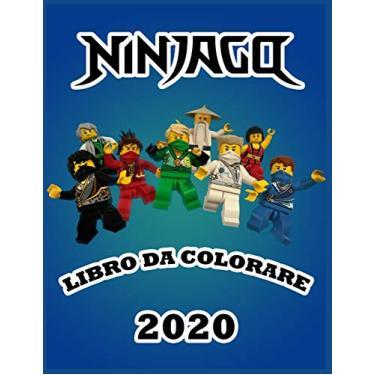 NINJAGO Libro Da Colorare 2020: 50 divertenti pagine da colorare sui NINJAGO Libri per ragazzi e ragazze Kid: nuove e ultime pagine di alta qualità e premium